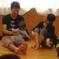 -パパと一緒にリズム体操1(10)