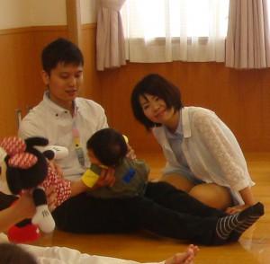 -パパと一緒にリズム体操2